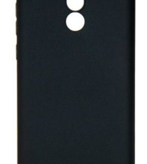 Protectie Spate Just Must Candy JMCNDM10LBK pentru Huawei Mate 10 Lite (Negru)