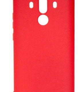 Protectie Spate Just Must Candy JMCNDM10PRD pentru Huawei Mate 10 Pro (Rosu)