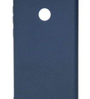 Protectie Spate Just Must Candy JMCNDHPSNV pentru Huawei P Smart (Albastru)