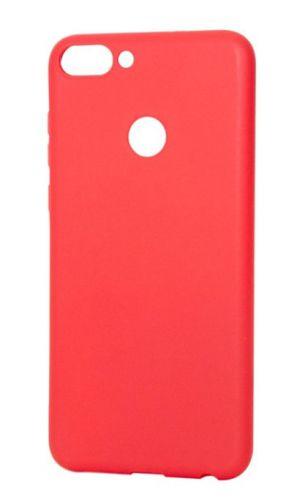 Protectie Spate Just Must Candy JMCNDHPSRD pentru Huawei P Smart (Rosu)