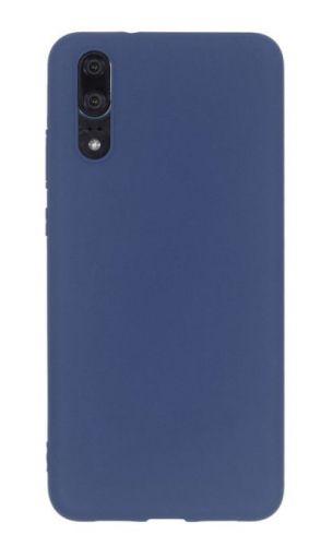 Protectie Spate Just Must Candy JMCNDP20NV pentru Huawei P20 (Albastru)