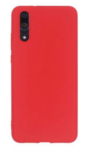 Protectie Spate Just Must Candy JMCNDP20RD pentru Huawei P20 (Rosu)
