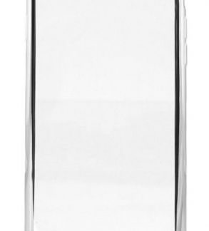 Protectie Spate Devia Glitter Soft DVGLTSFIPH7PSV pentru iPhone 8 Plus / 7 Plus (Argintiu)