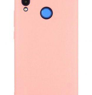 Protectie Spate Just Must Candy JMCNDP20LPK pentru Huawei P20 Lite (Roz)