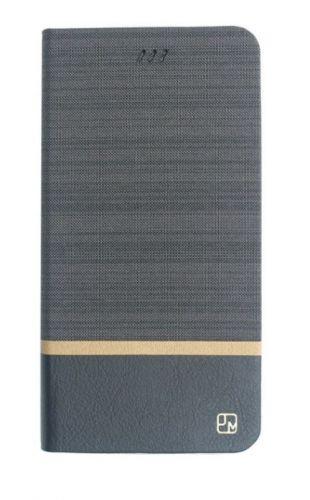 Protectie Book Cover Just Must Denim IV JMDM4NK5BK pentru Nokia 5 (Negru)