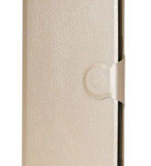 Protectie Book Cover Just Must Slim I JMBSIS8PGD pentru Samsung Galaxy S8 Plus (Auriu)