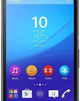 Telefon Mobil Sony Xperia M5, E5603, Procesor Octa-Core 2.0GHz, IPS LCD Capacitive Touchscreen 5inch, 3GB RAM, 16GB Flash, 21.2MP, Wi-Fi, 4G, Single Sim, Android (Negru)