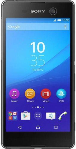 Telefon Mobil Sony Xperia M5, E5603, Procesor Octa-Core 2.0GHz, IPS LCD Capacitive Touchscreen 5inch, 3GB RAM, 16GB Flash, 21.2MP, Wi-Fi, 4G, Single Sim, Android (Negru)