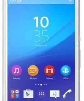 Telefon Mobil Sony Xperia M5, E5603, Procesor Octa-Core 2.0GHz, IPS LCD Capacitive Touchscreen 5inch, 3GB RAM, 16GB Flash, 21.2MP, Wi-Fi, 4G, Single Sim, Android (Alb)