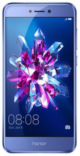 Telefon Mobil Huawei Honor 8 Lite (2017), Procesor Octa-Core 2.1GHz / 1.7GHz, IPS LCD Capacitive touchscreen 5.2inch, 3GB RAM, 16GB Flash, 12MP, Wi-Fi, 4G, Dual Sim, Android (Albastru)