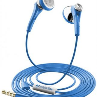 Casti Stereo Cellularline FIREFLY6 (Albastru)