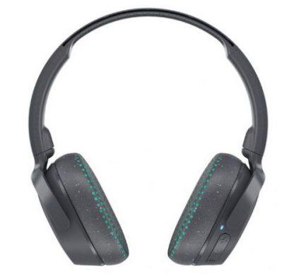 Casti Wireless SkullCandy Riff S5PXW-L672, Microfon (Gri)