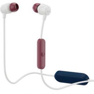 Casti Bluetooth SkullCandy JIB S2DUW-L675, Microfon (Alb/Mov)