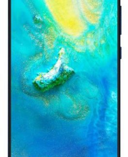 Telefon Mobil Huawei Mate 20, Procesor Kirin 980, Octa Core, IPS LCD Multitouch 6.53inch, 6GB RAM, 128GB Flash, Camera Tripla 12+16+8MP, 4G, Wi-Fi, Single Sim, Android (Albastru)