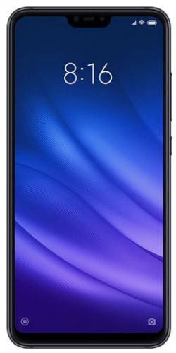 Telefon Mobil Xiaomi Mi 8 Lite, Procesor Octa-Core 2.2GHz/1.8GHz, IPS LCD Capacitive touchscreen 6.26inch, 6GB RAM, 128GB Flash, Camera Duala 12+5MP, Wi-Fi, 4G, Dual Sim, Android (Negru)