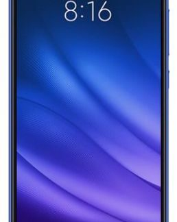 Telefon Mobil Xiaomi Mi 8 Lite, Procesor Octa-Core 2.2GHz/1.8GHz, IPS LCD Capacitive touchscreen 6.26inch, 6GB RAM, 128GB Flash, Camera Duala 12+5MP, Wi-Fi, 4G, Dual Sim, Android (Albastru)