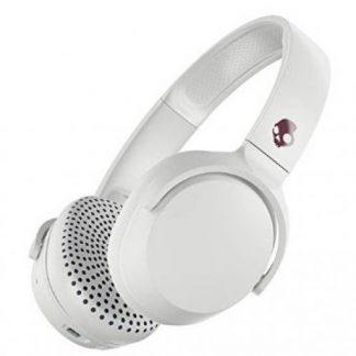 Casti Wireless SkullCandy Riff S5PXW-L635, Microfon (Alb)