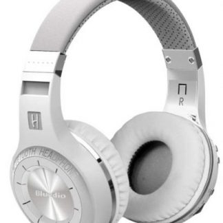 Casti Stereo Bluedio HT, Bluetooth (Alb)