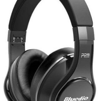 Casti Stereo Bluedio UFO, Bluetooth (Negru)
