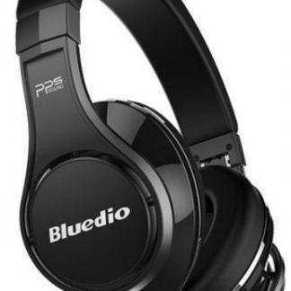 Casti Stereo Bluedio UFO 2, Bluetooth (Negru)