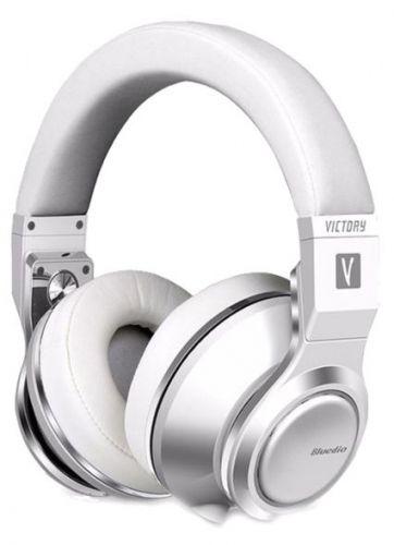 Casti Stereo Bluedio Victory, Bluetooth (Alb)