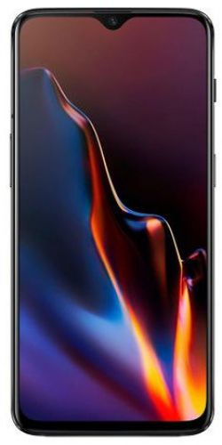 Telefon Mobil OnePlus 6T A6013, Procesor Octa-Core 2.8GHz / 1.7GHz, Optic AMOLED Touchscreen Capacitiv 6.41inch, 6GB RAM, 128GB Flash, Dual 16+20MP, Wi-Fi, 4G, Dual Sim, Android (Midnight Black)