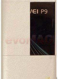 Husa S-view Just Must Origin JMORGP9GD pentru Huawei Ascend P9 (Auriu)