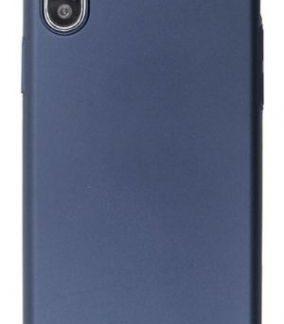 Husa Protectie Spate Just Must Uvo pentru iPhone XS / X (Albastru)