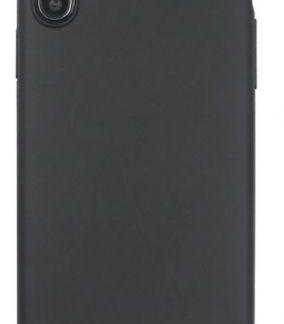 Husa Protectie Spate Just Must Uvo pentru iPhone XS Max (Negru)