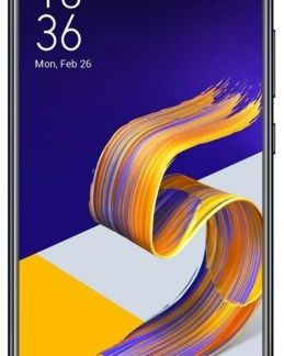 Telefon Mobil Asus ZenFone 5Z ZS620KL, Procesor Octa-Core Snapdragon 845, IPS LCD Capacitive touchscreen 6.2inch, 8GB RAM, 256GB Flash, Camera Duala 12+8MP, Wi-Fi, 4G, Dual Sim, Android (Albastru inchis)
