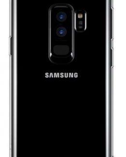 Protectie Spate Baseus Simple ARSAS9P-02 pentru Samsung Galaxy S9 Plus G965 (Transparent)