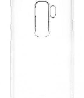 Protectie Spate Baseus Armor WISAS9P-YJ01 pentru Samsung Galaxy S9 Plus G965 (Transparent/Negru)