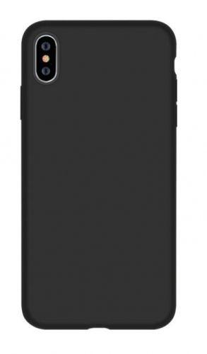 Protectie Spate Devia Nature Series DVNSIP58BK pentru iPhone X (Negru)