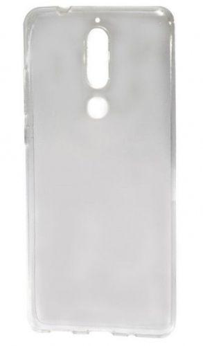 Protectie Spate Lemontti LMSILNK51T pentru Nokia 5.1 (Transparent)