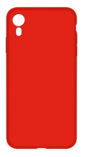 Protectie Spate Devia Nature Series DVNSIP61RD pentru iPhone XR (Rosu)