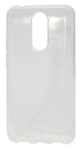 Protectie Spate Lemontti LMSILVDN9 pentru Vodafone Smart N9 (Transparent)