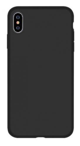 Protectie Spate Devia Nature Series DVNSIP65BK pentru iPhone XS Max (Negru)