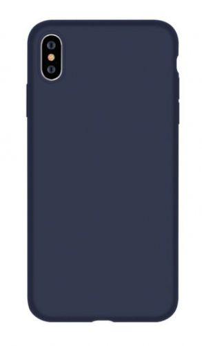 Protectie Spate Devia Nature Series DVNSIP65BL pentru iPhone XS Max (Albastru)