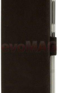 Husa Book cover Just Must JMBSLUM650N pentru Microsoft Lumia 650 (Negru)