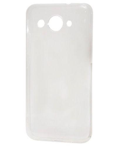 Protectie Spate Lemontti LMSILY32018T pentru Huawei Y3 2018 (Transparent)