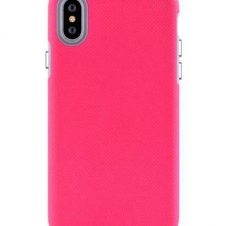 Protectie Spate Devia KimKong DVKSIP58RR pentru iPhone X (Roz)