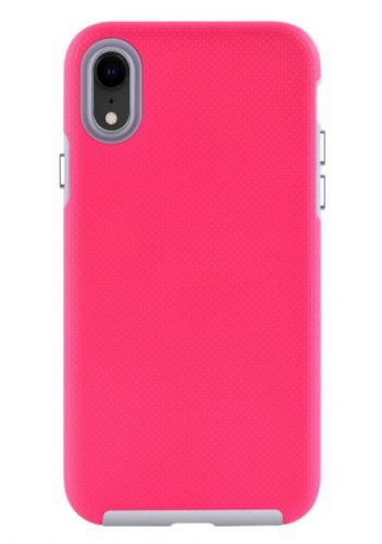 Protectie Spate Devia KimKong DVKSIP61RR pentru iPhone XR (Roz)