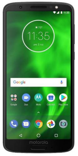 Telefon Mobil Motorola Moto G6, Procesor Octa-Core 1.8GHz, IPS LCD Capacitive touchscreen 5.7inch, 4GB RAM, 64GB Flash, Camera Duala 12+5MP, Wi-Fi, 4G, Dual Sim, Android (Albastru)