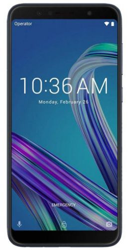 Telefon Mobil Asus ZenFone Max Pro ZB602KL, Procesor Octa-Core 1.8GHz, IPS Capacitive touchscreen 5.99inch, 4GB RAM, 128GB Flash, Dual 13+5MP, Wi-Fi, 4G, Dual Sim, Android (Albastru)