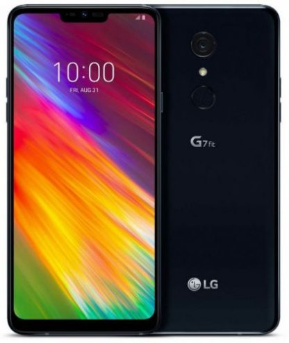 Telefon Mobil LG G7 Fit, Procesor Snapdragon 821, IPS LCD Capacitive touchscreen 6.1inch, 4GB RAM, 32GB Flash, 16MP, Wi-Fi, 4G, Dual Sim, Android (Negru)