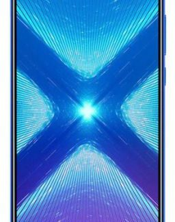 Telefon Mobil Huawei Honor 8X, Procesor Octa-Core 2.2GHz / 1.7GHz, IPS LCD Capacitive touchscreen 6.5inch, 4GB RAM, 64GB Flash, Camera Duala 20+2MP, Wi-Fi, 4G, Dual Sim, Android (Albastru)