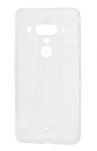 Protectie Spate Lemontti LMSILU12PT pentru HTC U12+ (Transparent)
