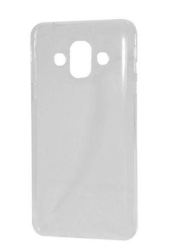 Protectie Spate Lemontti LMSILJ720T pentru Samsung Galaxy J7 Duo (Transparent)