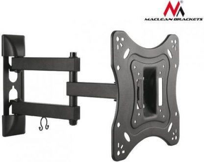 Suport Perete Maclean MC-700, 23inch - 42inch, 20 Kg (Negru)