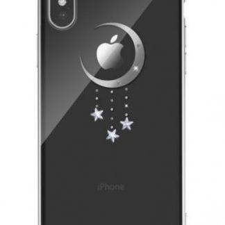 Protectie Spate Devia Meteor DVMCIP65SV pentru iPhone XS Max (Argintiu)
